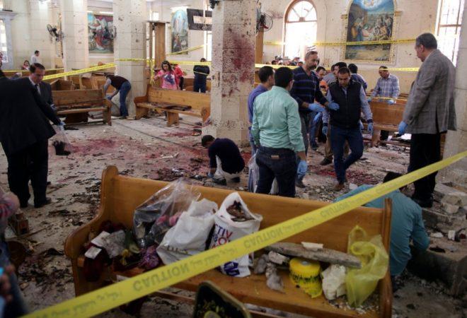 EGIPATSKI SUD BEZ MILOSTI: Za bombaške napade na crkve 17 islamista dobilo smrtnu kaznu! Bomba-egipat-crkva-660x450