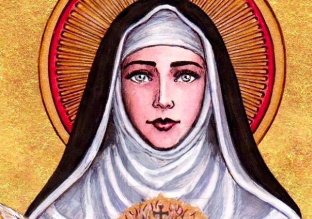Image result for Isus sv. Gertrudi: Tko moli ovu molitvu oslobađa tisuće duša iz čistilišta!