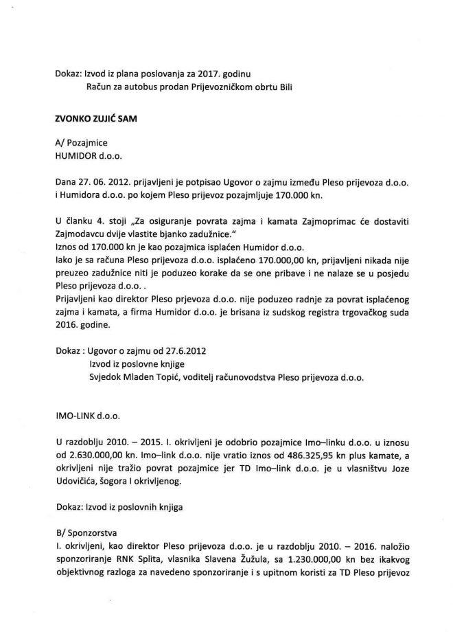 KAZNENA ZUJIC%CC%81 MARKO 02 18 1 page 005 e1565192637838 - Nova afera bivšeg ministra: Zašto je Goran Marić godinama prikrivao kriminal u Zračnoj luci Zagreb?