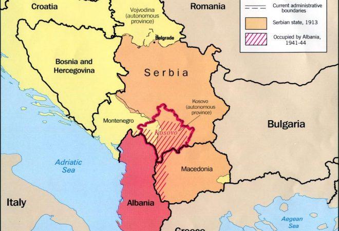 Granice Srbije i Kosova kroz vrijeme Kosovo-foto-660x450