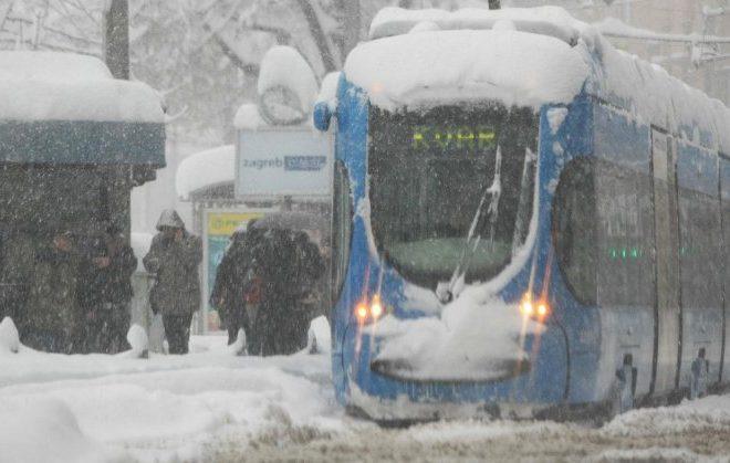 Vremenska Prognoza Hoće Li Hrvatsku Zahvatiti Sniježni Val