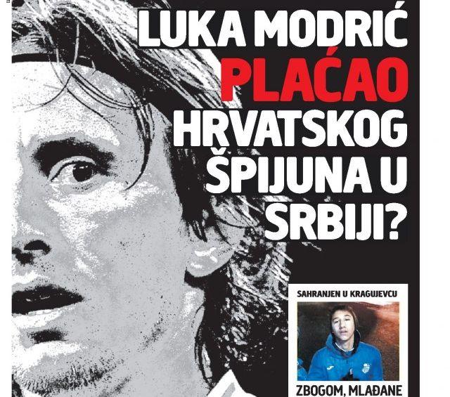 SRPSKA' COCA-COLA U HRVATSKOJ Splitski kupci uznemireni - Page 2 Modric-blic-1