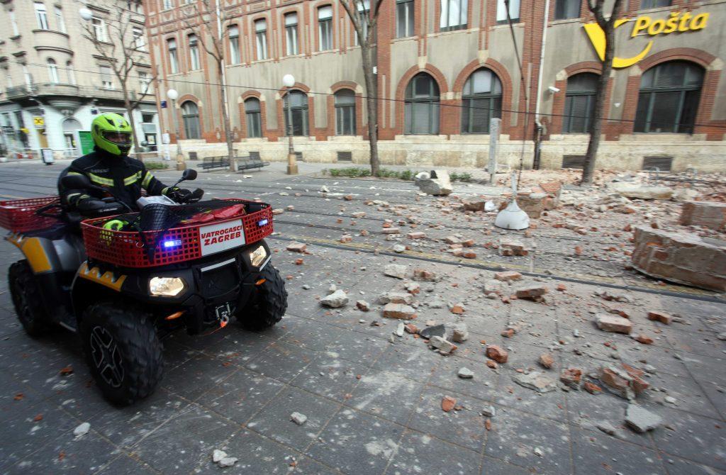 Hrvatski Seizmolog Takvih Je Potresa Falilo Ocekivali Smo Vise Potresa Između 3 I 4 Po Richteru Dnevno Hr
