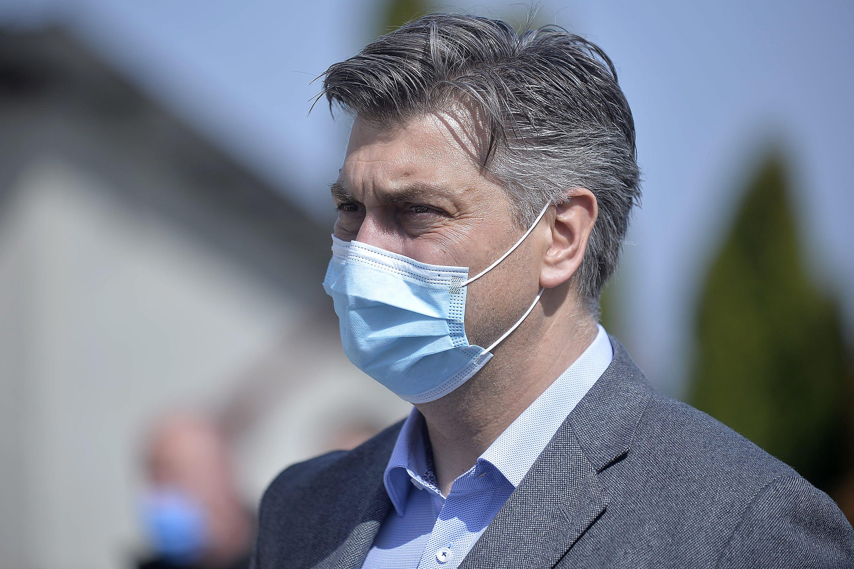 Premijer Plenković poručio: 'Koronu smo dočekali spremni i udarili ...