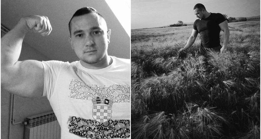 TRAGEDIJA U ČAKOVCU: Na motociklu poginuo sportaš Ivan Međimurec