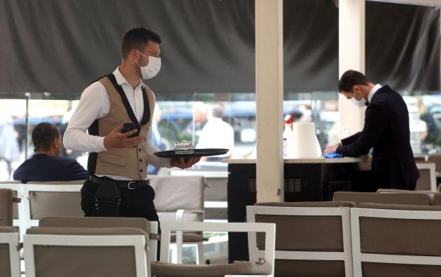 Hrvatska je uvela maske za konobare pod pritiskom Njemačke ...