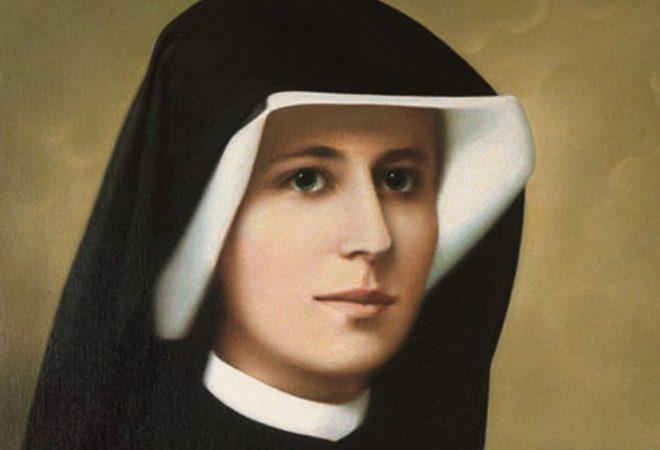 Sveta Faustina Kowalska - Isus joj se prvi put ukazao u večernjem izlasku i  rekao... - Dnevno.hr