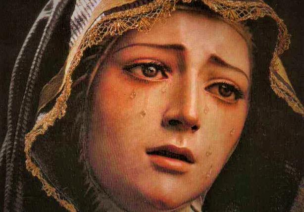 Isusova posebna milost čovječanstvu: 'Što god Me ljudi zamole u ime suza  moje Majke, s ljubavlju ću ih uslišati' - Dnevno.hr