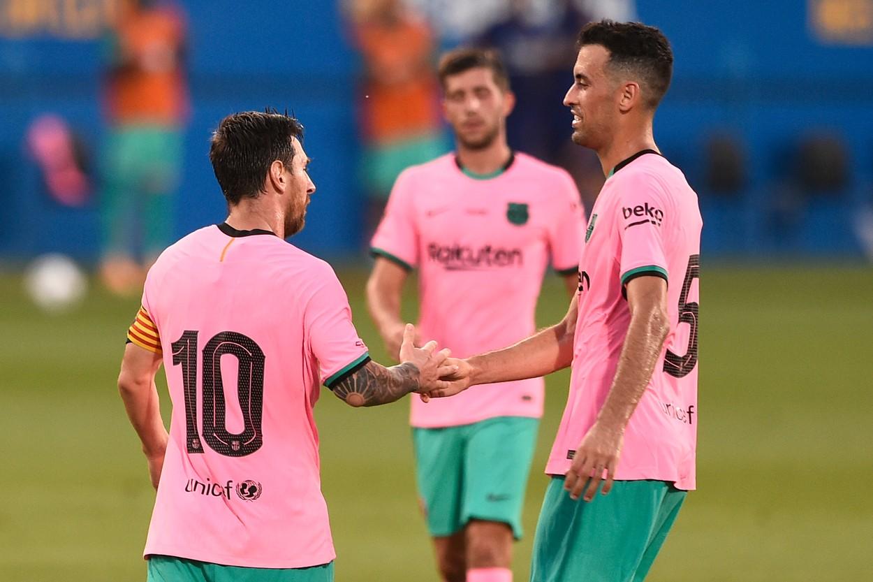 NAMUČIO IH DRUGOLIGAŠ: Barcelona se jedva spasila blamaže