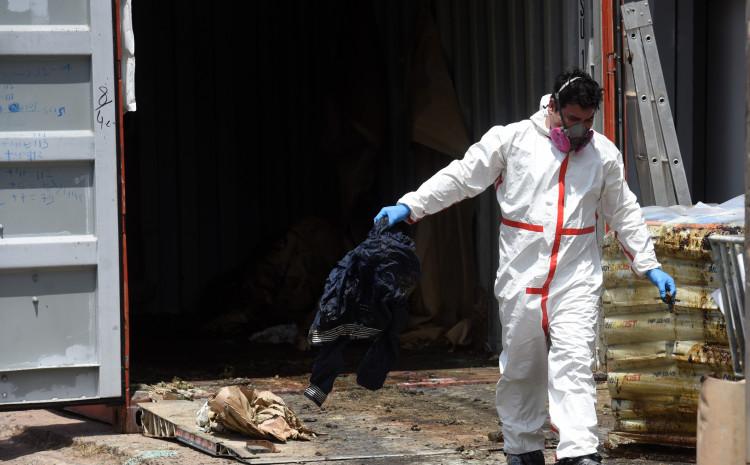 STRAŠNO! U kontejneru s gnojivom koji je putovao od Srbije do Paragvaja pronađeno sedam mrtvih tijela