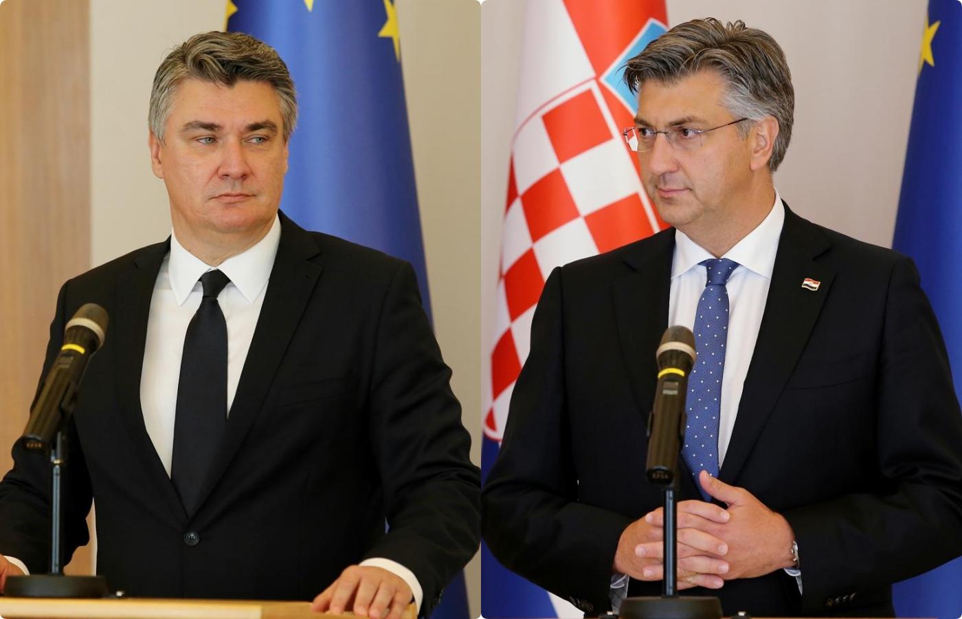 POZADINA JE DUBLJA NEGO ŠTO MISLITE: U čije ime Milanović ratuje s Plenkovićem?