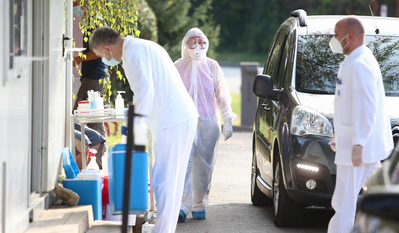 U Primorsko-goranskoj županiji rekordna 334 nova slučaja zaraze, jedna osoba je preminula
