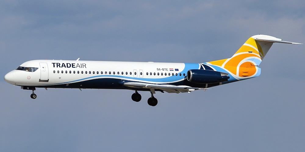 Trade Air nastavlja letjeti na domaćim linijama