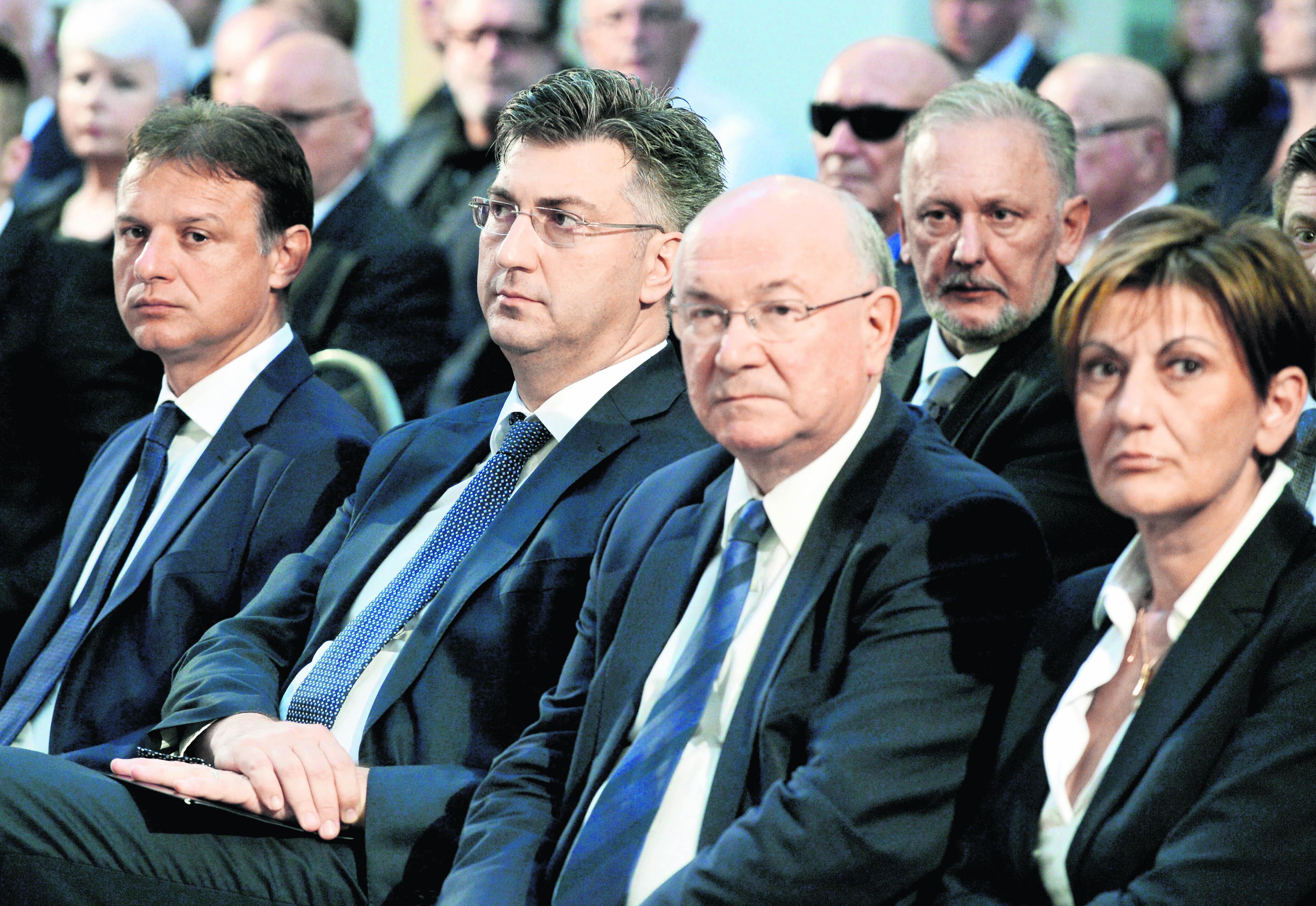 MATE GRANIĆ BIO JE PROVJERENI KADAR MOĆNE MILKE PLANINC: Današnji  Plenkovićev savjetnik vješto se vuče kroz sve sustave i sva vremena! |  Dnevno.hr