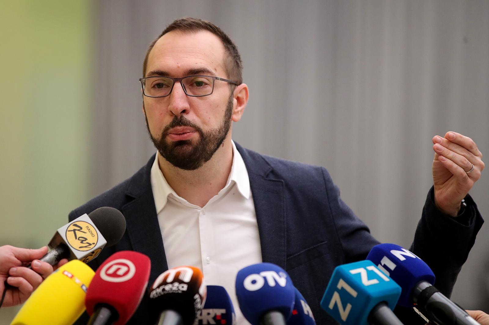 TOMAŠEVIĆ KOMENTIRAO GUBITAK POLITIČKOG RIVALA: 'Žao mi je što se nećemo sučeliti na skorim lokalnim izborima'