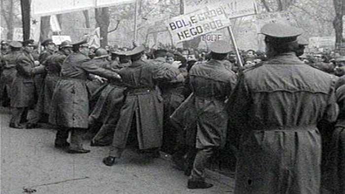 KOBNO JUTRO NAKON TITOVE ODLUKE: Ovako su uhićeni 'proljećari' Franjo  Tuđman, Veselica, Đodan... - Dnevno.hr