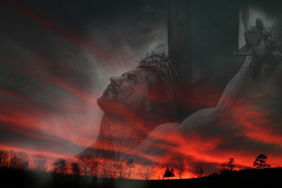 Radi se o biti i ne biti. Tama je prekrila zemlju' Isus daje molitvu od tri  riječi koju moramo moliti - Dnevno.hr