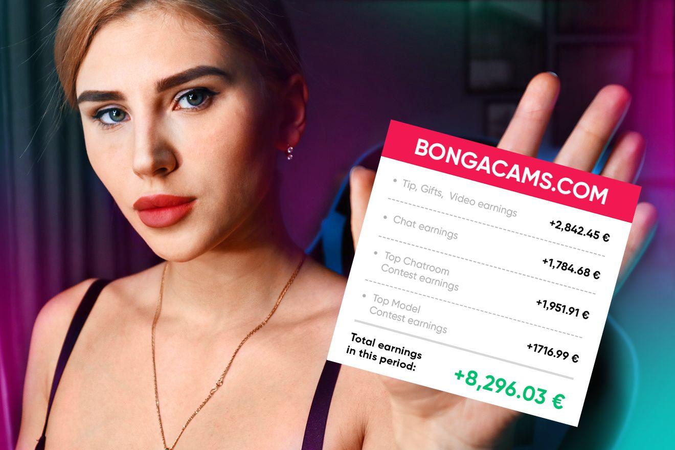 Koliko zarađuju preko web-kamere? Djevojka iz Zagreba podijelila stvaran iznos zarade na Bongacams!
