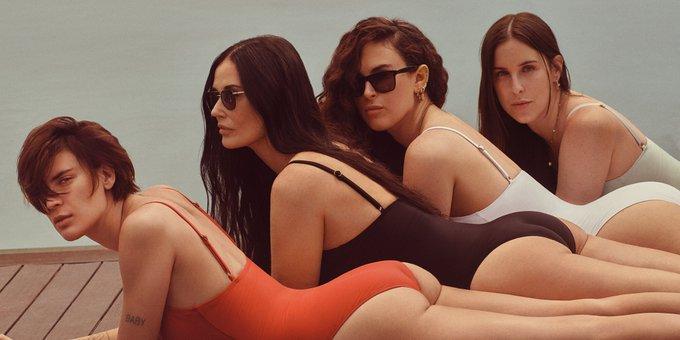 PRONAĐITE 'ULJEZA': Demi Moore toliko dobro izgleda, da ne možete pronaći razliku između nje i kćerki!