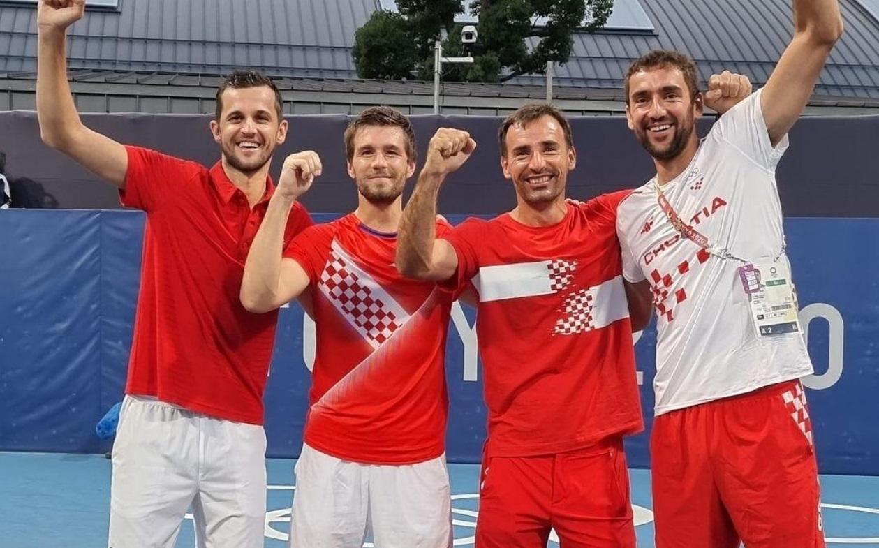 SPEKTAKL U PETAK, EVO RASPOREDA! Evo kad je povijesno tenisko finale Hrvata, Martin lovi medalju u veslanju