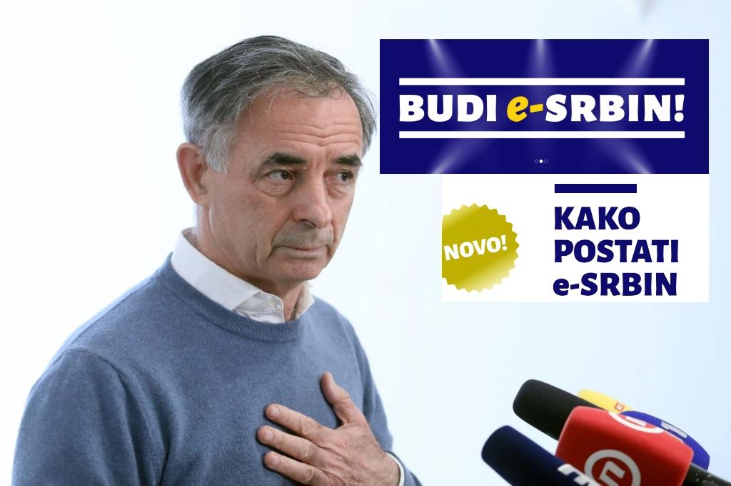 ŽELITE LI I VI POSTATI E-SRBIN? Neobični plakati diljem Hrvatske: 'Saznajte  kako ne biti samo Srbin!' - Dnevno.hr