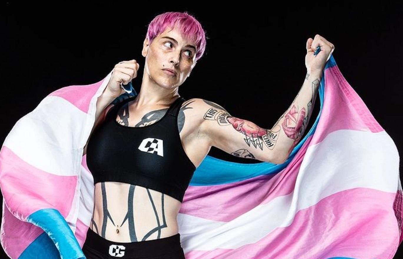 BIVŠI AMERIČKI SPECIJALAC ISPUNIO SNOVE: Promijenio spol, i počela se boriti u ženskom MMA