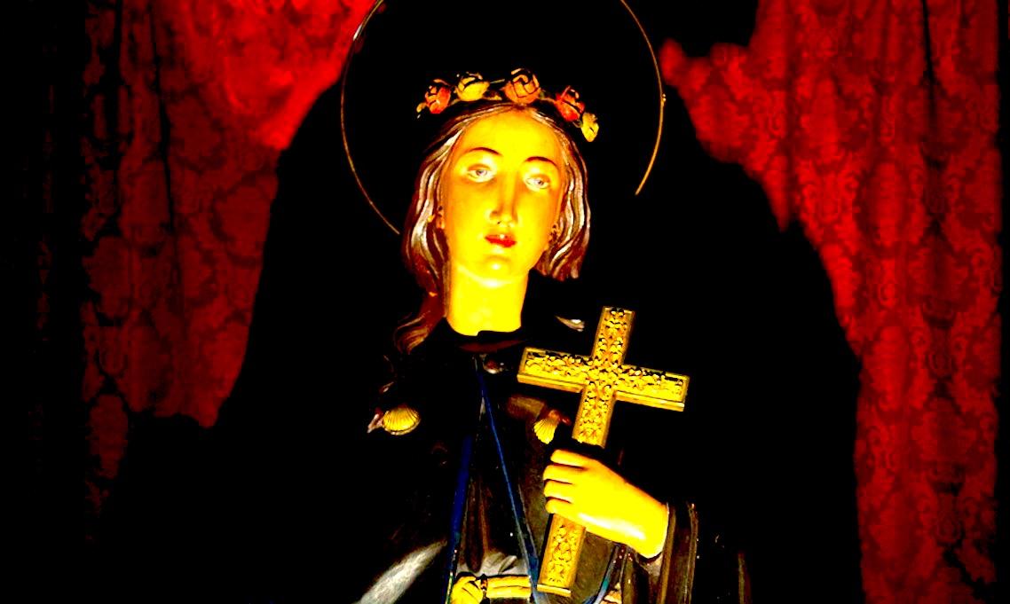 NAKON PROCESIJE SA SVETIM KOSTIMA, KUGA JE NESTALA Deseci tisuća ljudi  svake godine zahvaljuju ovoj svetici - Dnevno.hr