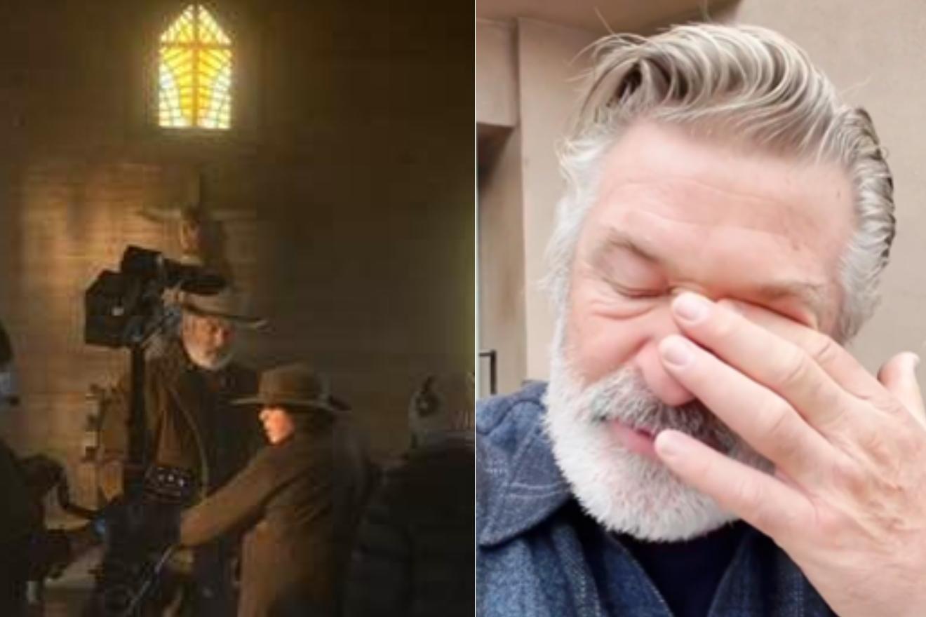 JEZIVA FOTOGRAFIJA SNIMLJENA PAR SEKUNDI PRIJE SMRTI! Samo nekoliko trenutaka kasnije, Baldwin je slučajno ubio snimateljicu!
